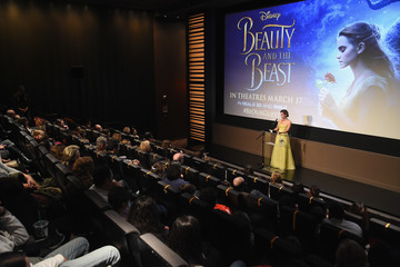 Emma Watson Emma Watson Shares Her Love Of Books With Children From The NY Film Society For Kids At Lincoln Center's Beale Theater