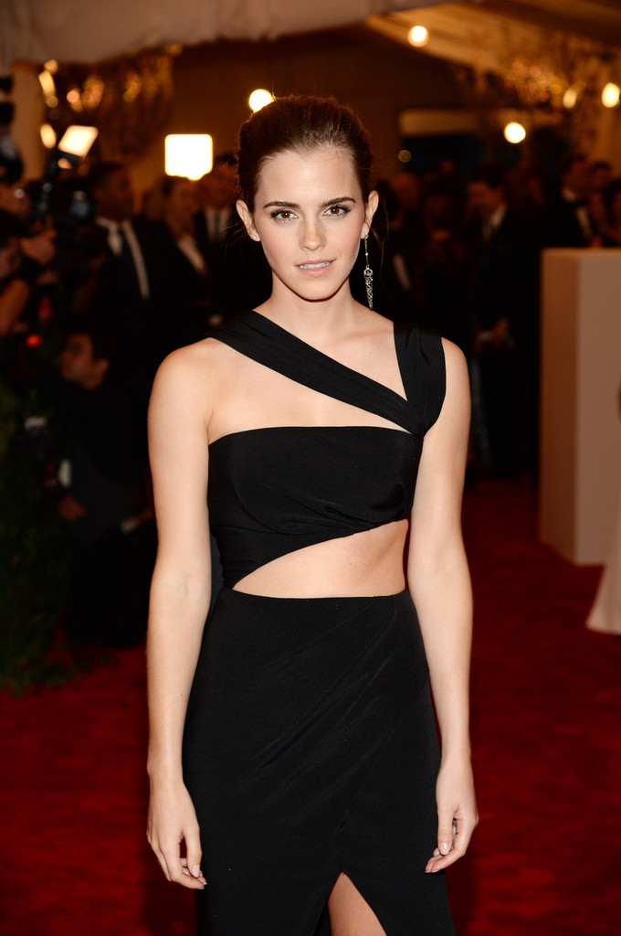 Emma Watson - Red Carpet Arrivals at the Met Gala