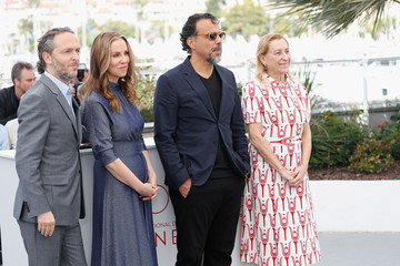 Emmanuel Lubezki 'Carne Y Arena' Photocall - The 70th Annual Cannes Film Festival