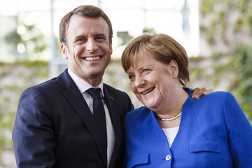 Emmanuel Macron News Pictures Of The Week - May 2