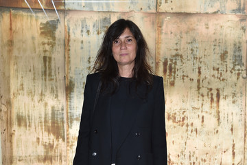 Emmanuelle Alt Prada Resort 2018 Womenswear Show - Front Row