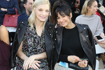 Emmanuelle Chriqui Rebecca Minkoff's 'See Now, Buy Now' Fashion Show in LA