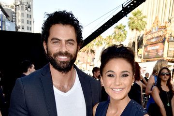 Emmanuelle Chriqui Premiere of Warner Bros. Pictures' 'Magic Mike XXL' - Red Carpet