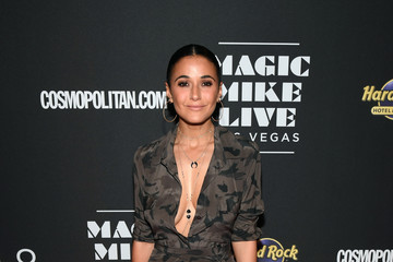 Emmanuelle Chriqui 'Magic Mike Live Las Vegas' Grand Opening