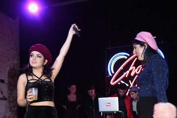 Emmieshouse Boohoo.com Fetes Charli XCX Collaboration - Villian