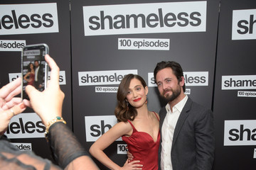 "Emmy Rossum Showtime's ""Shamelesss"" 100 Episode Celebration - Arrivals"