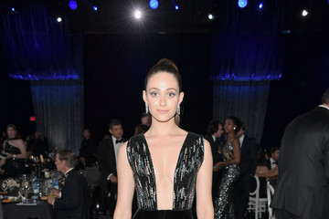 Emmy Rossum FIJI Water at the 22nd Annual Critics' Choice Awards