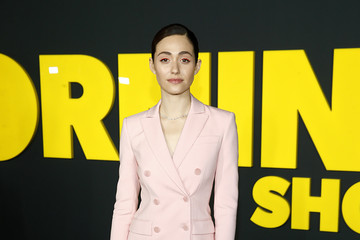 """Emmy Rossum Apple's """"The Morning Show"""" Global Premiere"""