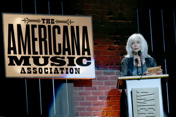 Emmylou Harris Americana Music Association Honors & Awards Show 2017
