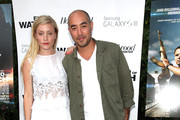 Max Osterweis and Kate Foley Photos Photo