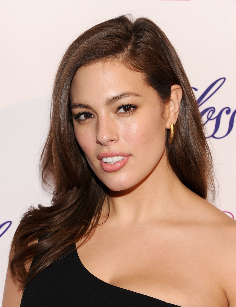 Ashley Graham: Ashley Graham In The Endometriosis Foundation Of America