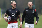 Mike Brown and Jack Nowell Photos - 1 of 26 Photo