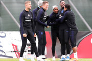 Danny Welbeck and Jordan Henderson Photos Photo