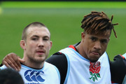 Mike Brown and Anthony Watson Photos Photo