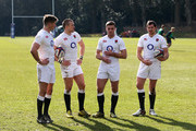 Alex Goode and Owen Farrell Photos Photo
