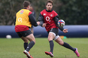 Danny Cipriani and George Ford Photos Photo
