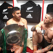 Sonny Bill Williams and Rieko Ioane Photos