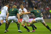 Adriaan Strauss and Francois Louw Photos Photo