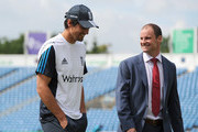 Andrew Strauss Alastair Cook Photos - 1 of 184 Photo