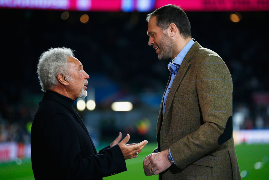 Martin Bayfield salary