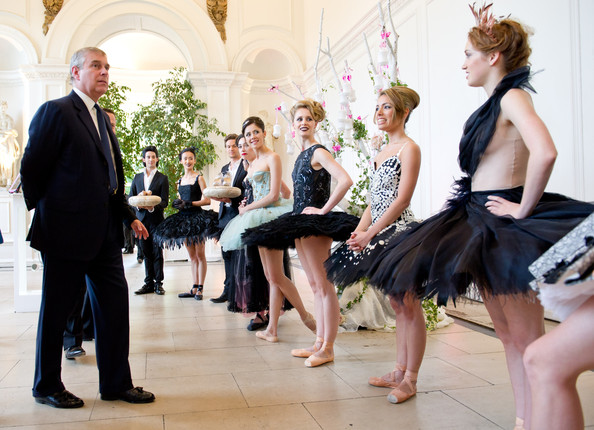 The English National Ballet Summer Party