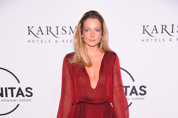 Eniko Mihalik UNITAS 2nd Annual Gala Against Human Trafficking - Arrivals