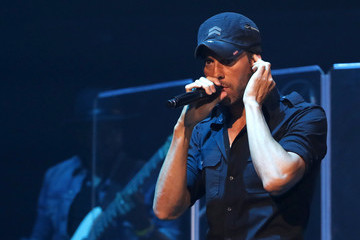 Enrique Iglesias Calibash Las Vegas At T-Mobile Arena