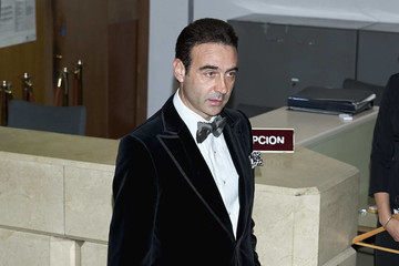 Enrique Ponce Spanish Royals Attend Dinner Honouring Journalism Awards Winners