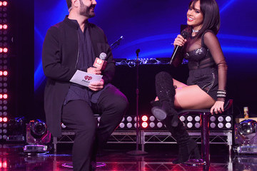Enrique Santos iHeartRadio Mi Musica With Becky G Presented By JCPenney