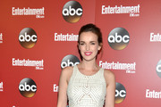Elizabeth Henstridge at the 'Entertainment Weekly' & ABC-TV Upfronts Party - Best Dressed at the 2013 EW & ABC Upfronts Party in New York