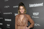 Candace Cameron-Bure attends Entertainment Weekly Celebrates Screen Actors Guild Award Nominees sponsored by L'Oreal Paris, Cadillac, And PopSockets at Chateau Marmont on January 26, 2019 in Los Angeles, California.