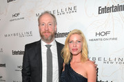 Matt Walsh (L) and Morgan Walsh attend Entertainment Weekly's Screen Actors Guild Award Nominees Celebration sponsored by Maybelline New York at Chateau Marmont on January 20, 2018 in Los Angeles, California.