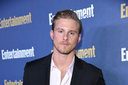 Alexander Ludwig is seen as Entertainment Weekly Celebrates Screen Actors Guild Award Nominees at Chateau Marmont on January 18, 2020 in Los Angeles, California.