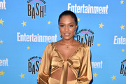 China Anne McClain attends Entertainment Weekly Comic-Con Celebration at Float at Hard Rock Hotel San Diego on July 20, 2019 in San Diego, California.