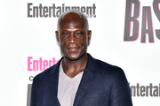 Peter Mensah attends Entertainment Weekly's Comic-Con Bash held at FLOAT, Hard Rock Hotel San Diego on July 21, 2018 in San Diego, California sponsored by HBO