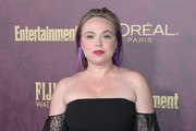 Amanda Fuller attends the 2018 Pre-Emmy Party hosted by Entertainment Weekly and L'Oreal Paris at Sunset Tower on September 15, 2018 in Los Angeles, California.