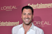 Maksim Chmerkovskiy attends the 2019 Pre-Emmy Party hosted by Entertainment Weekly and L'Oreal Paris at Sunset Tower Hotel in Los Angeles on Friday, September 20, 2019.