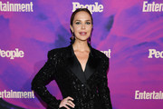 Arielle Kebbel attends the Entertainment Weekly & PEOPLE New York Upfronts Party on May 13, 2019 in New York City.
