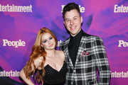 Ariel Winter and Nolan Gould of Modern Family attend the Entertainment Weekly & PEOPLE New York Upfronts Party on May 13, 2019 in New York City.