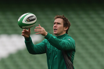 Eoin Reddan Ireland Captain's Run