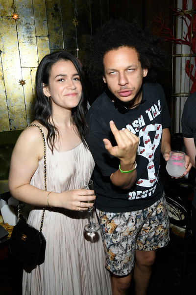 'Rough Night' New York Premeire - After Party [fashion,event,fun,party,eric andre,abbi jacobson,rough night,premeire,new york,party,diamond horseshoe,party,premeire]