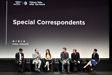 Eric Bana Tribeca Talks After The Movie: Special Correspondents