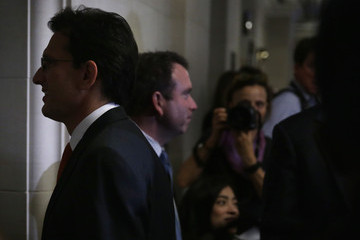 Eric Cantor House Republicans Vote for New Majority Leader