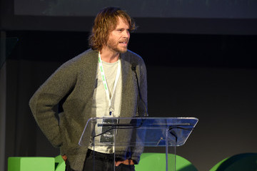 Eric Christian Olsen Day 1 of EMA IMPACT Summit Co-Hosted By Jaden Smith