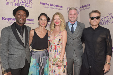 Eric Dane Balthazar Getty 14th Annual Chrysalis Butterfly Ball Sponsored By Audi, Kayne Anderson, Lauren B. Beauty And Z Gallerie - Red Carpet