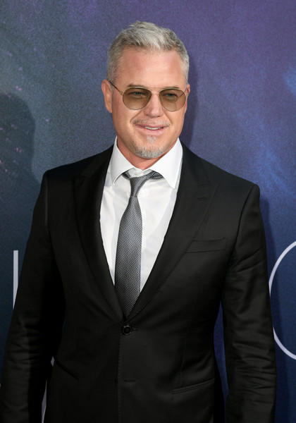 L.A. Premiere Of HBO's 'Euphoria' - Red Carpet [euphoria,suit,formal wear,tuxedo,white-collar worker,forehead,businessperson,tie,official,blazer,smile,red carpet,eric dane,california,los angeles,cinerama dome,l.a. premiere of hbo,la premiere]