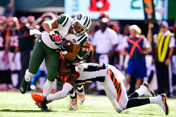 Eric Decker Cincinnati Bengals v New York Jets