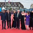 Eric Elmosnino 42nd Deauville American Film Festival : Opening Ceremony