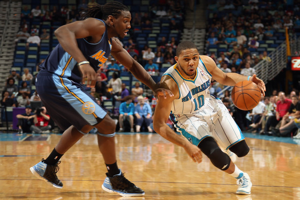 Eric Gordon - New Orleans Hornets