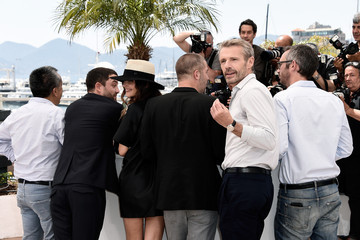 Eric Hannezo 'Enrages' Photocall - The 68th Annual Cannes Film Festival